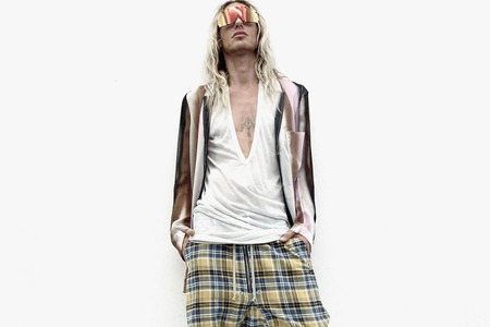Rick Owens SS21 Dives Into the Designer's Own Archives