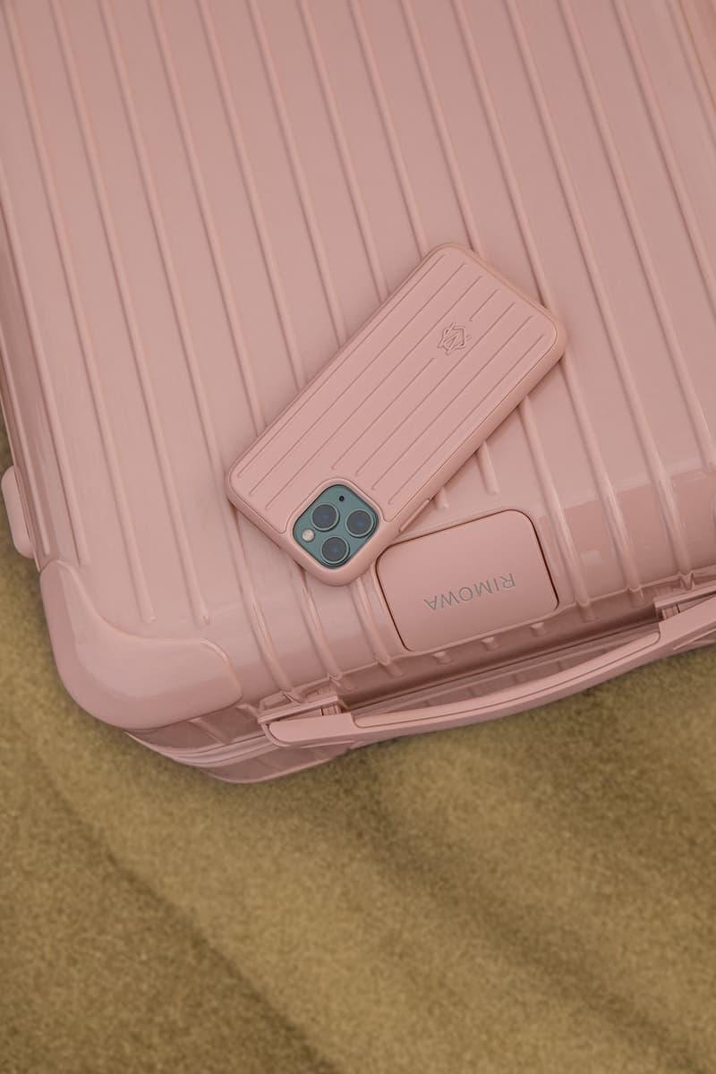 RIMOWA Essential Desert Rose Cactus suitcase cabin check in trunk polycarbonate Mojave Desert inspiration