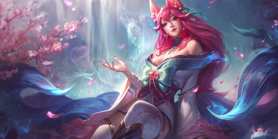 Riot Games Introduces First Cross-Title Event Spirit Blossoms - HYPEBEAST