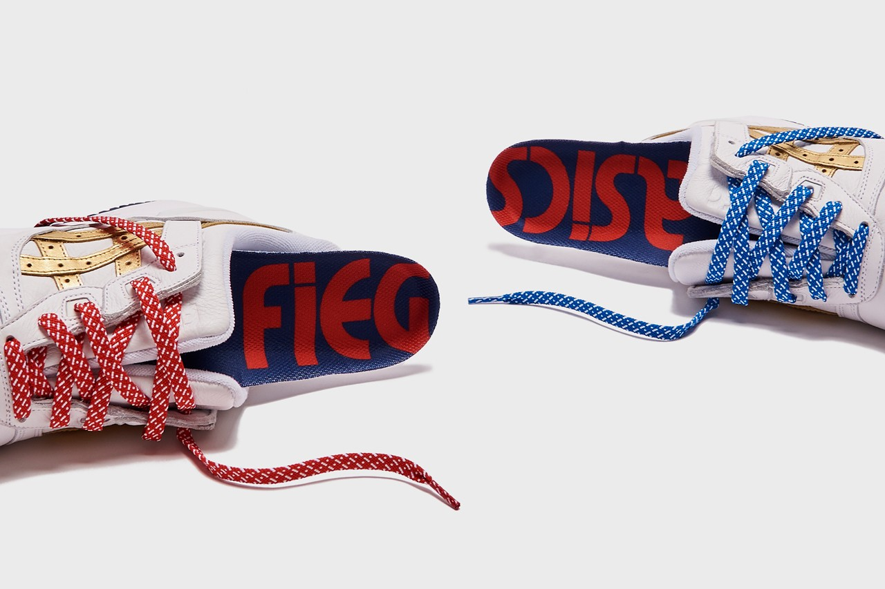 kith ronnie fieg asics gel lyte 3 tokyo trio 252 1 yoshino rose super gold official release date info photos price store list buying guide