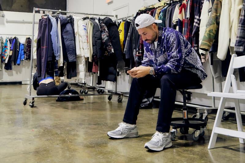 Ronnie Fieg Unveils KITH Looney Tunes Collaboration menswear streetwear spring summer 2020 capsule sneakers shoes footwear kicks trainers runners