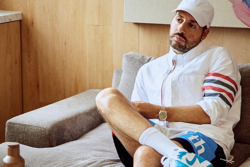 Ronnie Fieg Tease ASICS Collaboration gel lyte III menswear streetwear kicks shoes footwear trainers runners spring summer 2020 collection capsule