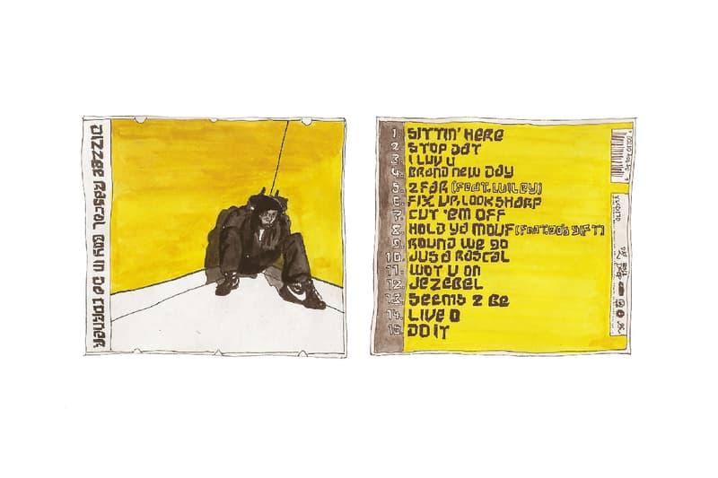 rosie mcginn artist london cee deez dizzee rascal arctic monkeys destiny's child black eyed peas elephunk