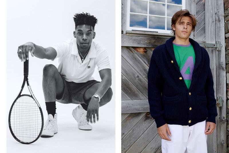 Rowing Blazers Spring Summer 2020 Drop Three Lookbook ss20 RB Cloud Cup Greek New York coffee cup jacquard-knit tartan rugby