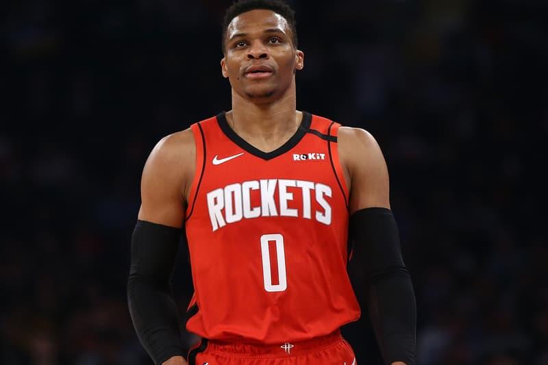 Russell Westbrook Tests Positive for COVID-19 Houston Rockets Basketball NBA sports Covid-19 Coronavirus