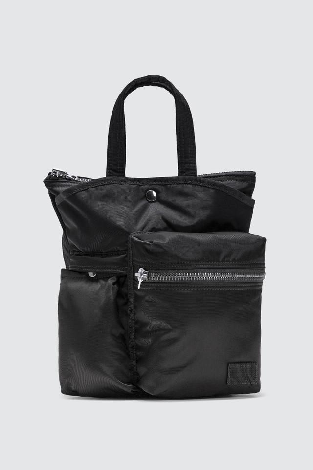 sacai x PORTER FW20 Accessories, Bags, Wallets pouch fall winter 2020 collaboration collection military nylon chitose abe