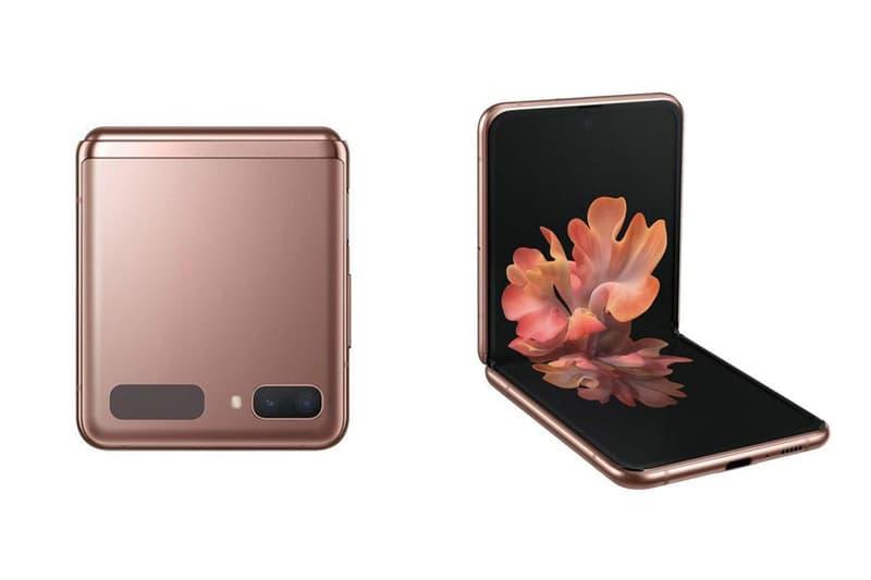 Samsung Galaxy Z Flip 5G Snapdragon 856 Plus 5G
