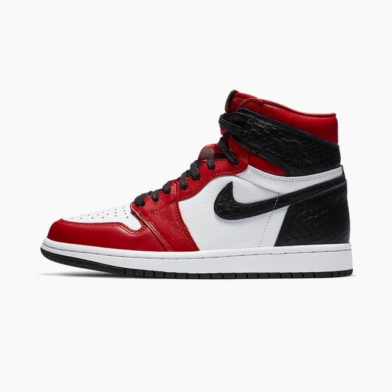 "Air Jordan 1 ""Satin Snake"" Where to Buy"
