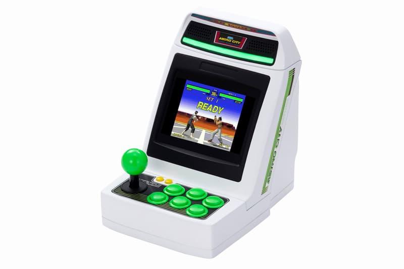 Sega Astro City Mini Arcade Cabinet Release Info Buy Price