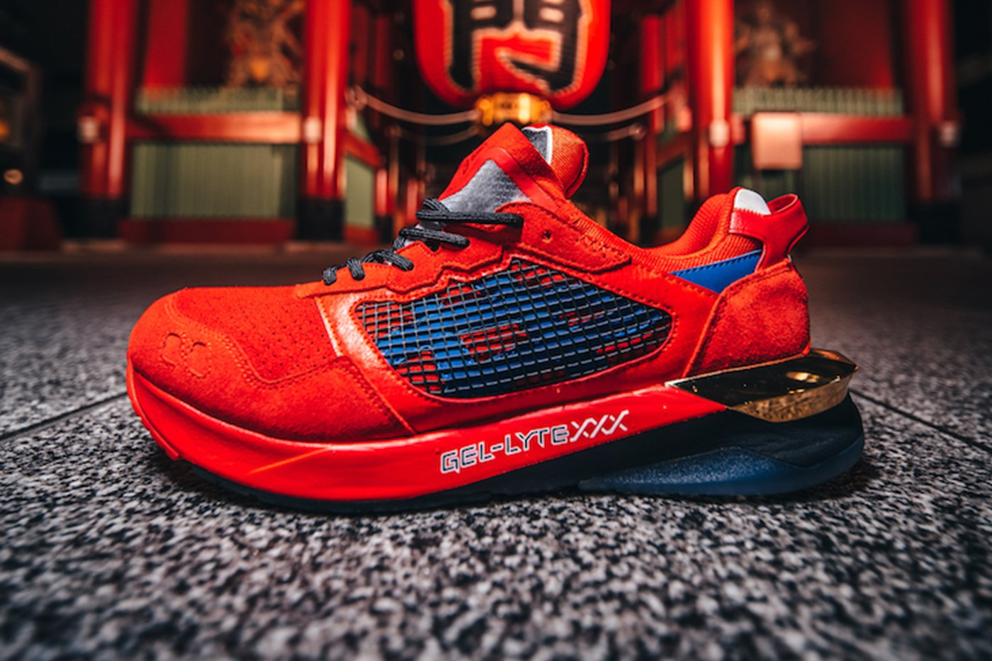 sneakerwolf x ASICS SportStyle GEL-LYTE