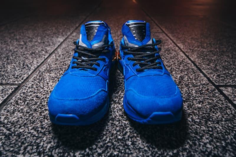 sneakerwolf ASICS SportStyle GEL LYTE XXX WELCOME TOKYO menswear streetwear capsule kicks footwear sneakers shoes trainers runners spring summer 2020 collection