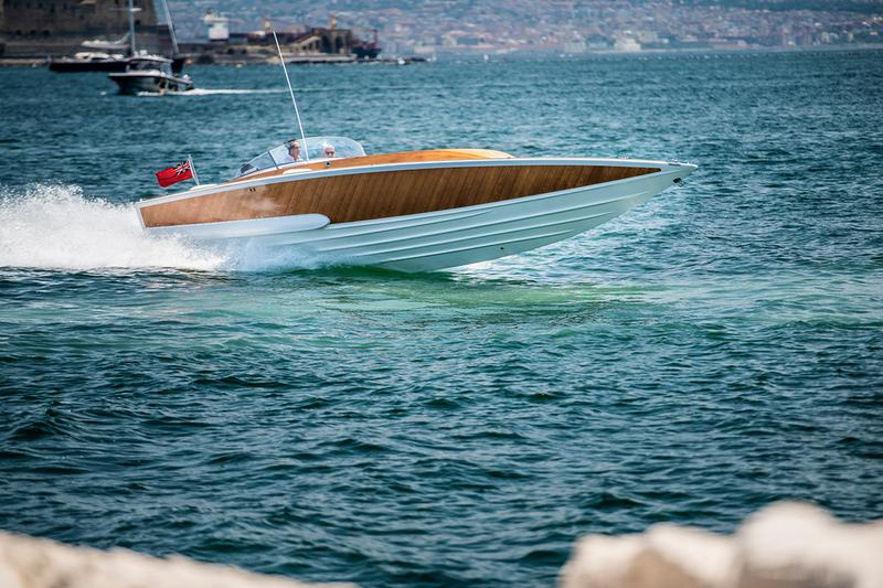 rm sotheby's gianni agnello renato sonny levi g cinquanta dayboat luxury italian naples auction
