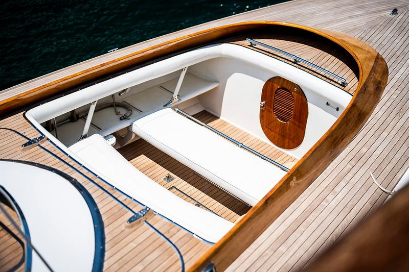 rm sotheby's gianni agnello renato sonny levi g cinquanta dayboat luxury italian naples auction