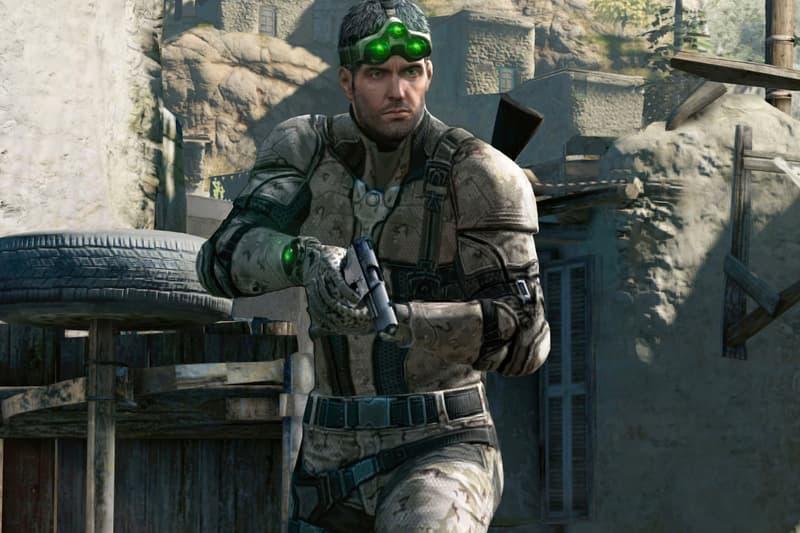 Splinter Cell Netflix Anime Announcement Release Info Ubisoft Derek Kolstad Tom Clancy