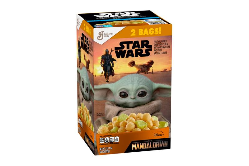 Star Wars The Mandalorian Cereal child Release Info Buy Price Where