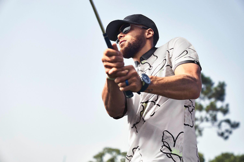Steph Curry x Under Armour Golf