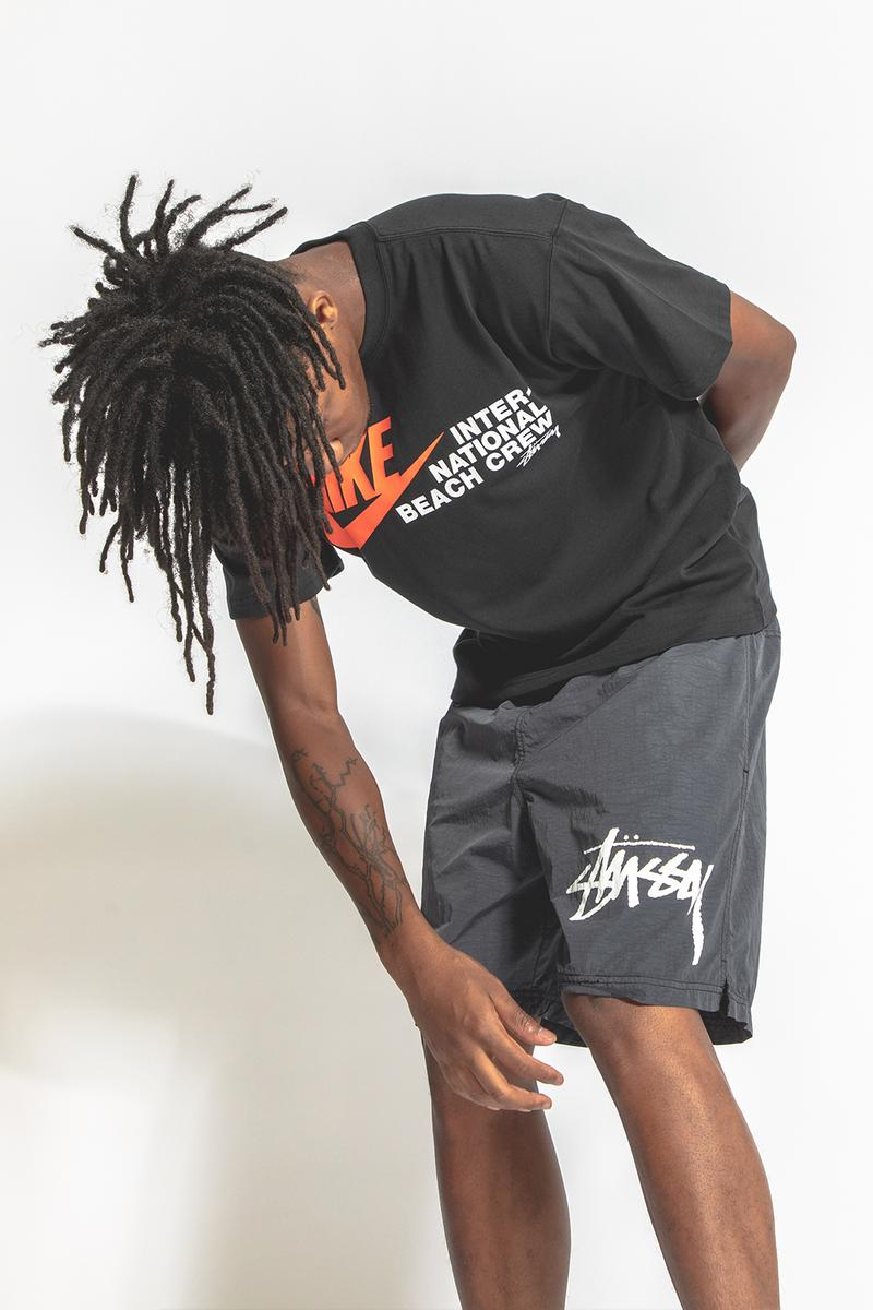 Stüssy x Nike Air Zoom Kukini Collection A Closer Look Hypebeast Windrunner Air Zoom Spiridon Cage 2 Air Kukini footwear kicks shoes surf