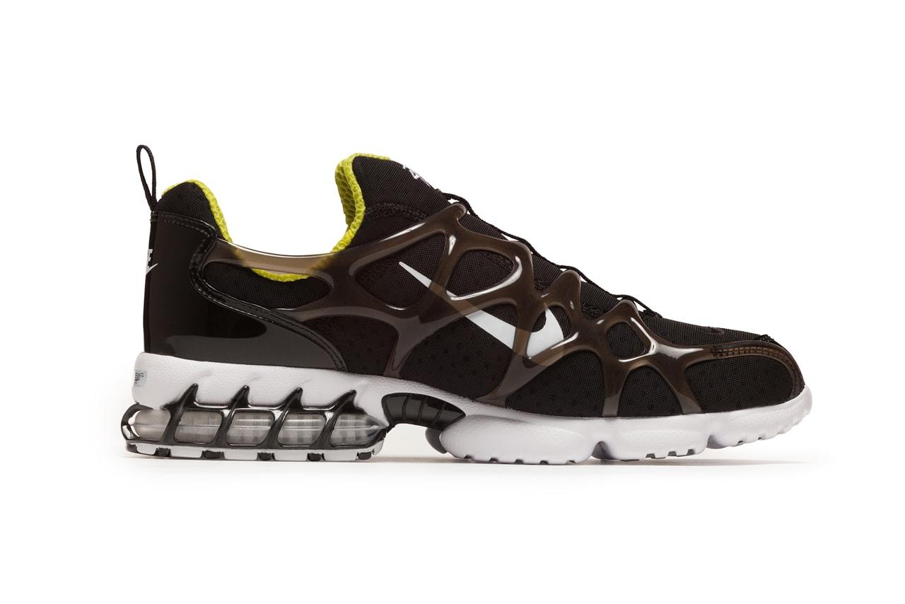 Stüssy 正式發佈 Nike Air Zoom Spiridon Kukini 聯乘鞋款系列