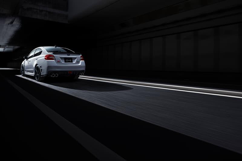 Subaru WRX S4 STI Sport # Japanese Limited Edition Technica International Sedan