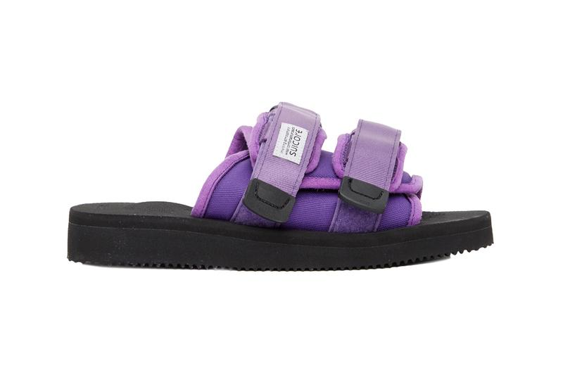 suicoke ssense exclusive moto cab sandals slides olive green purple white grey beige tan black official release date info photos price store list buying guide