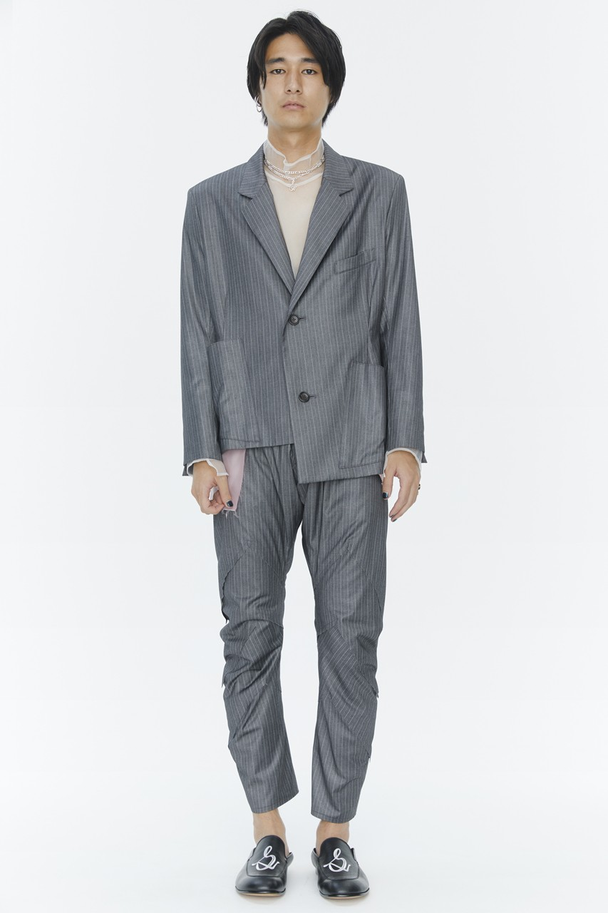 AURALEE, kolor, sulvam, Yoshio Kubo SS21 Collections lookbooks spring summer 2021 paris fashion week pfw menswear digital runway
