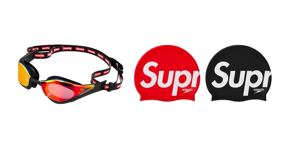 Supreme Drops Speedo Collaboration Teaser Video