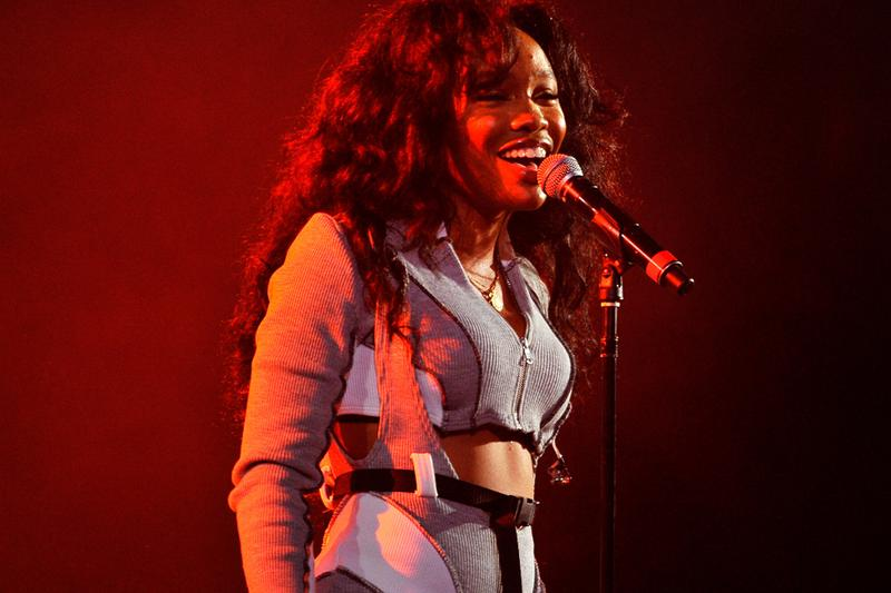 SZA Teases New Track With Jacob Collier