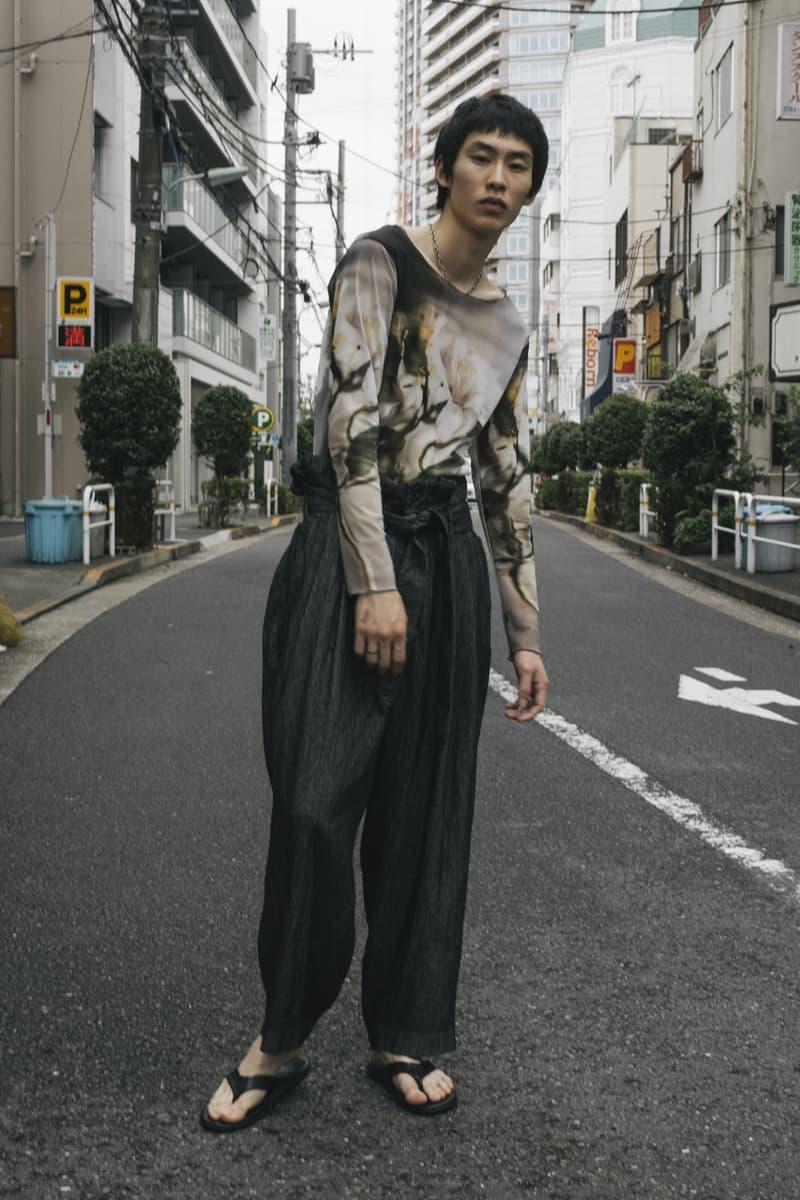 TaaKK Spring/Summer 2021 Collection Lookbook ss21 japan