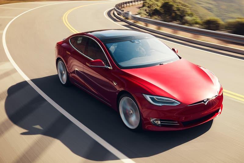 "Tesla Model S Model X Updates Elon Musk Electric Cars EV Family Car New Battery Tech Styling Update Tweaks Tune ""Palladium"" Plaid Mode"
