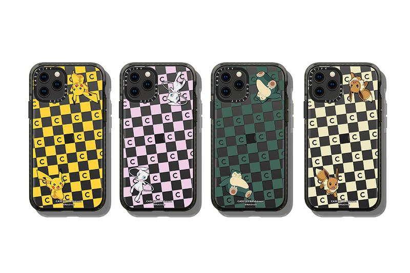 The Pokémon Company CASETiFY 2020 Collection Release Info Cases  iPhone AirPods Apple Watches iPads MacBooks Wireless Chargers 2-in-1 Grip Stands
