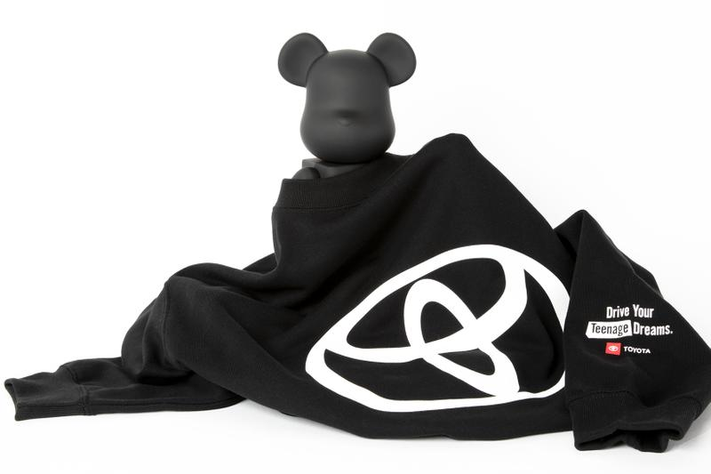 Toyota and Starbase Inc. Collaborative Collection Bearbrick Yoshi HiAce