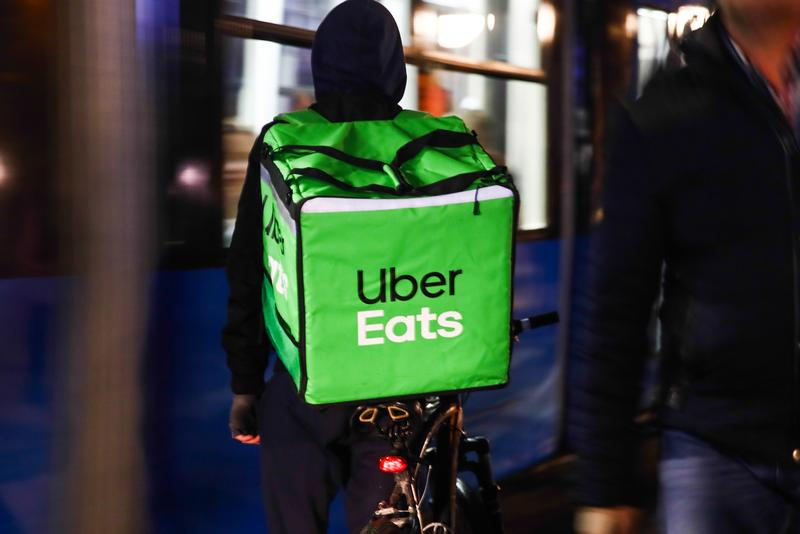 Uber Eats Reveals Food Trends Amid COVID 19 Lockdowns report delivery app Cravings quarantine picky eaters
