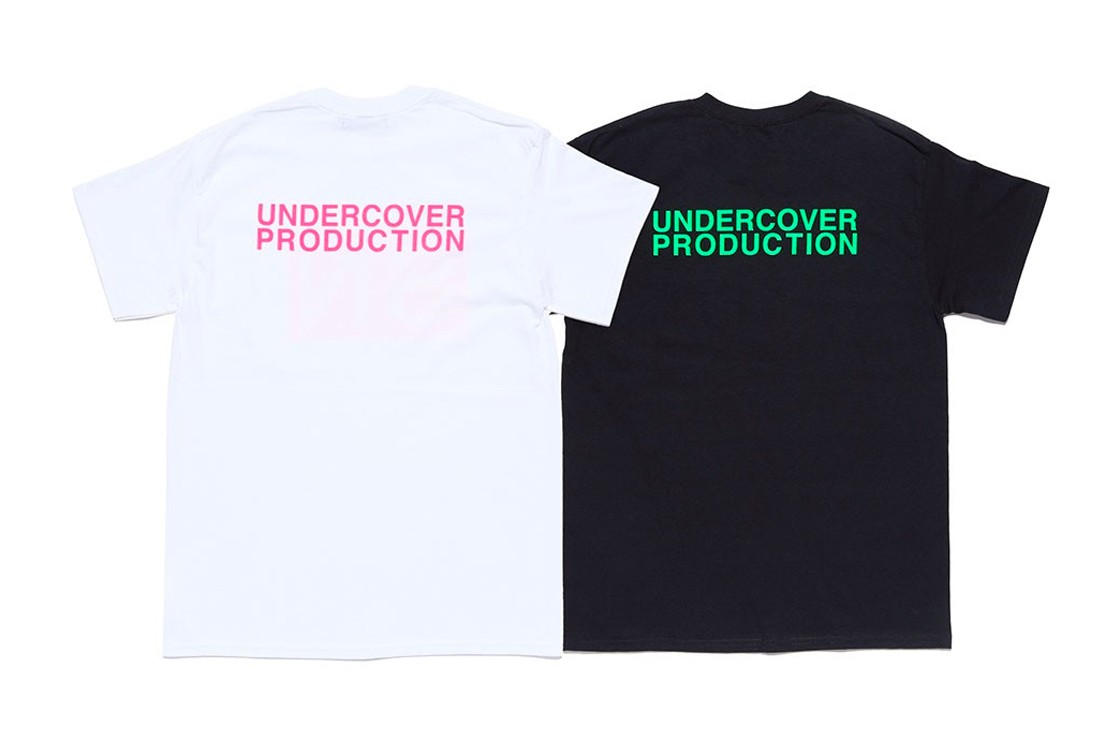 UNDERCOVER PRODUCTION Debut SN Zine spiritual noise merch graphic tees t shirts tote bag publications magazine