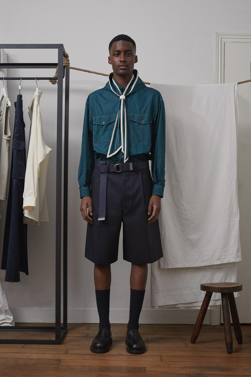 "UNIFORME Spring/Summer 2021 ""Be Prepared"" Lookbook Collection ""Not all those who wander are lost"", Campaign Video Paris Fashion Week Sustainability Scout Uniform Hugues Fauchard Rémi Bats"