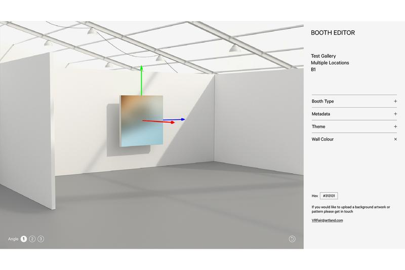 UNTITLED ART Launches Worlds First Virtual Reality Art Fair Jeff Lawson Artland Mattis Curth coronavirus pandemic lockdown