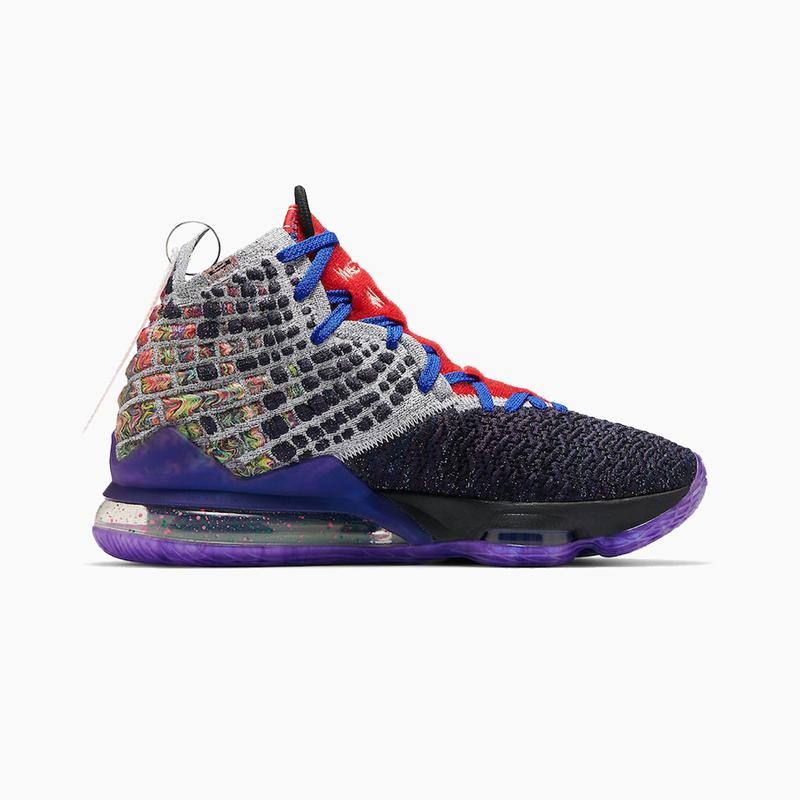 "Nike LeBron 17 ""What The"" Where to Buy"