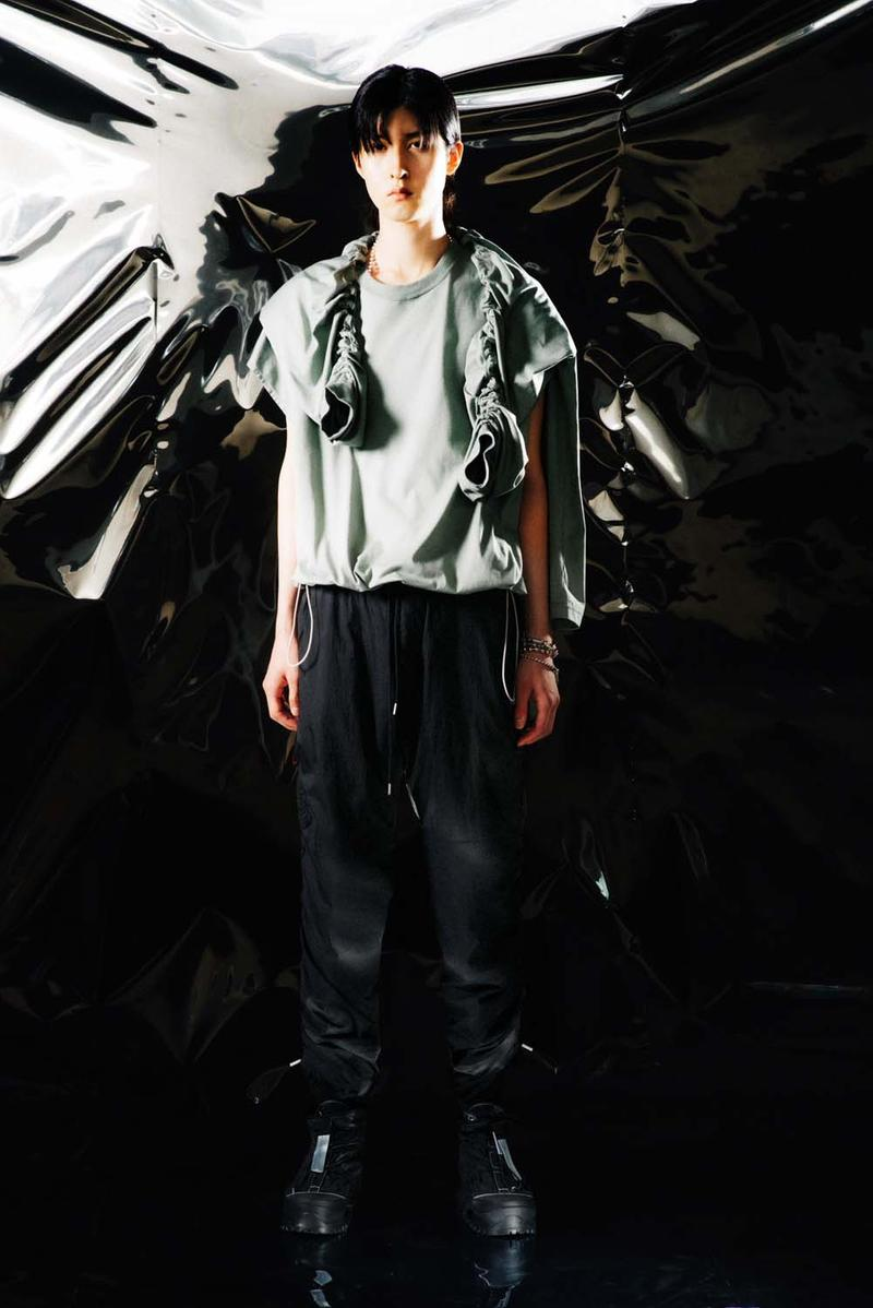 VEIN Spring Summer 2021 Lookbook Collection
