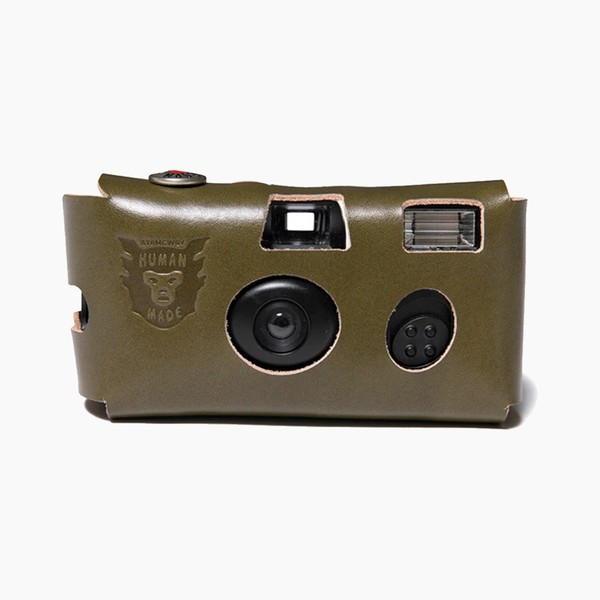 HUMAN MADE Disposable Camera Leather Cover