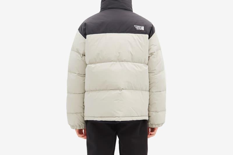 VETEMENTS Padded Down Jacket menswear streetwear fall winter 2020 collection fw20 puffer beige outerwear khaki technical