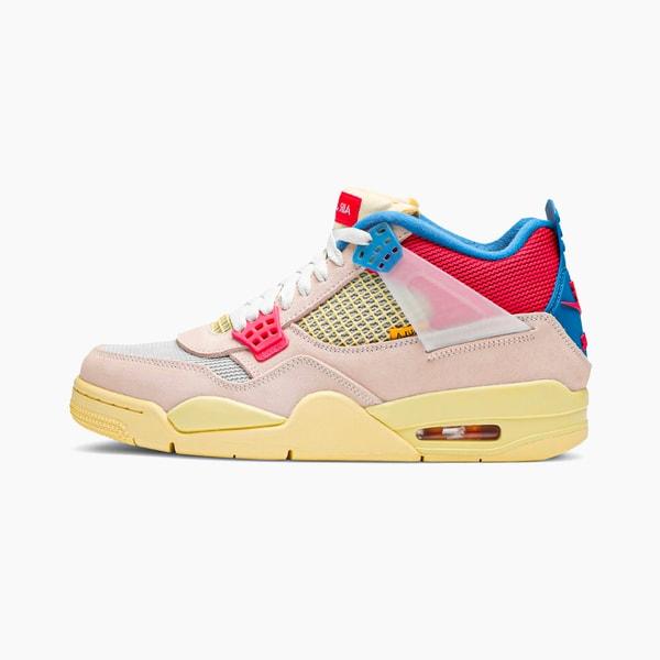 """Union x Air Jordan 4 Retro """"Guava Ice"""""""
