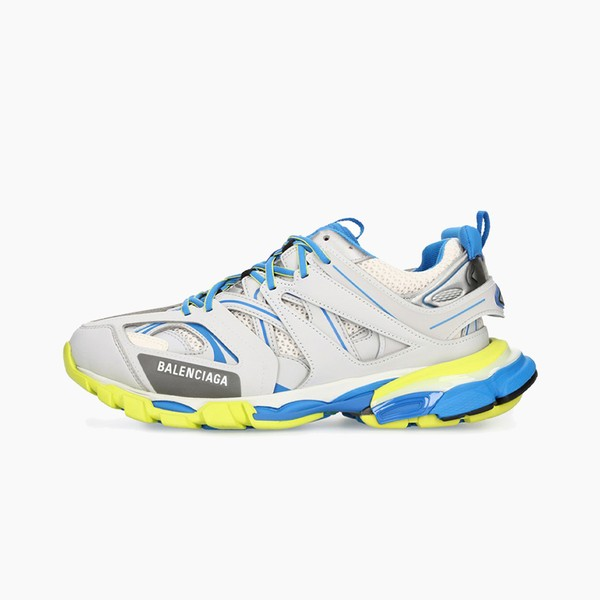 Balenciaga Track Sneaker Grey/Blue/Yellow