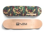 Virgil Abloh and DGK Craft Limited-to-100 Camouflaged Skateboards