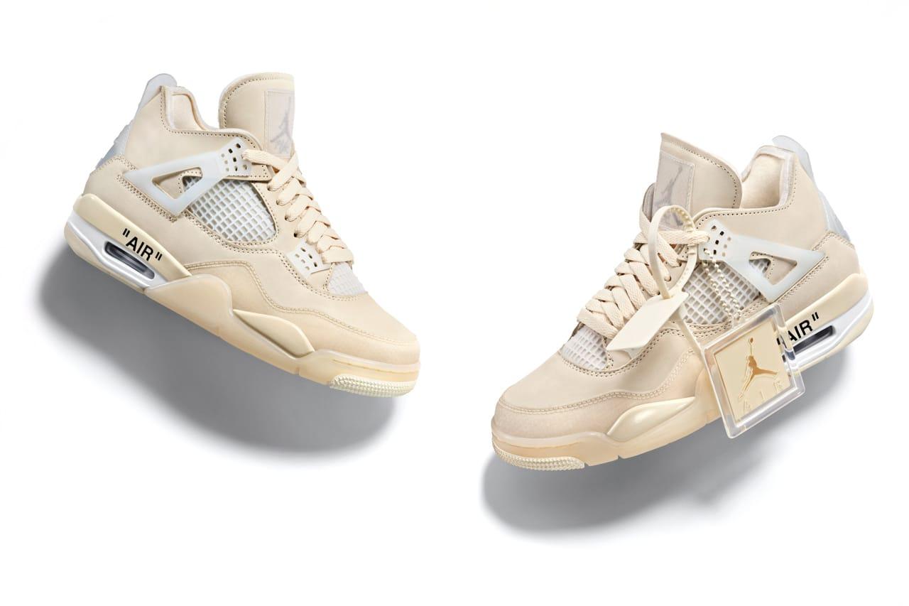 Virgil Abloh Notre Off-White Air Jordan