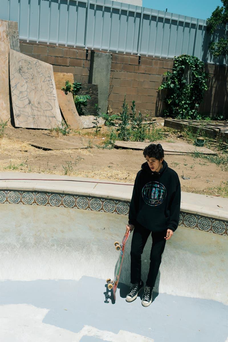 Vision Street Wear Summer 2020 Collection Relaunch spring lookbook tee t shirt hoodie long sleeve short sleeve streetwear skateboarding