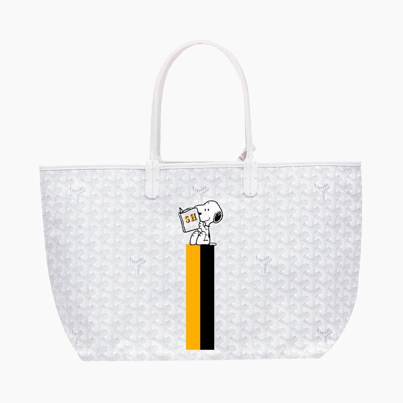 PEANUTS x Goyard Snoopy Tote Bag Release 2020 Where to Buy