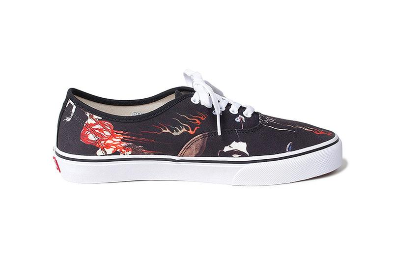 WACKO MARIA Vans Authentic menswear streetwear shoes sneakers trainers runners spring summer 2020 collection japanese brand paradise tokyo guilty parties