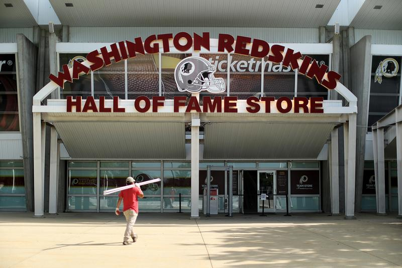Washington Redskin Shareholders Sell Stake Name Change Info