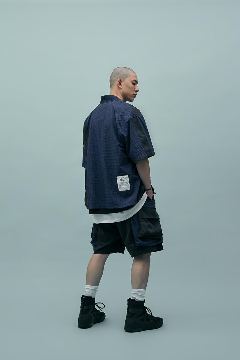 Wisdom Summer 2020 Collection Lookbook techwear ss20 taiwan spring