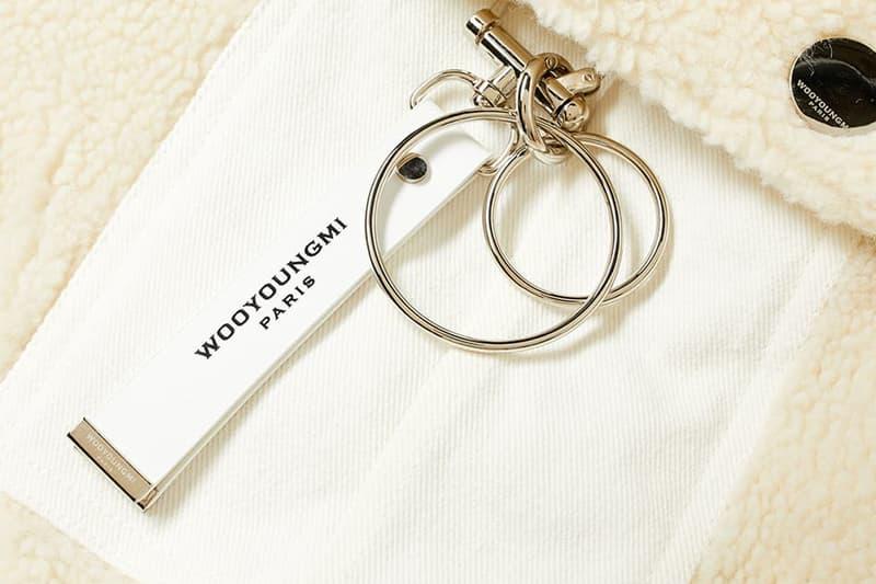 Wooyoungmi half-zip fleece end clothing South Korea Katie Chung outerwear luxe