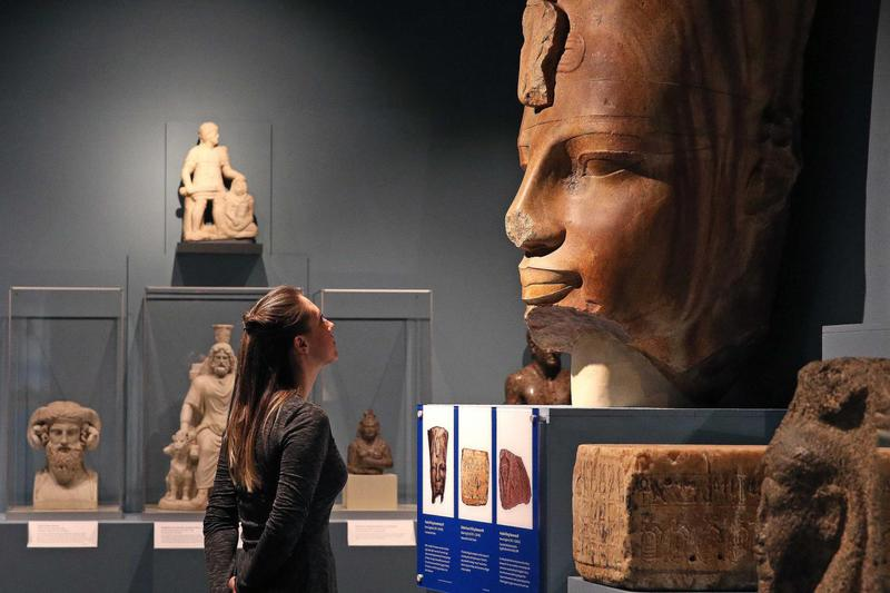 world cultures gallery national museums liverpool racist displays exhibitions artworks black lives matter